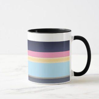 Stripes of Colour Mug