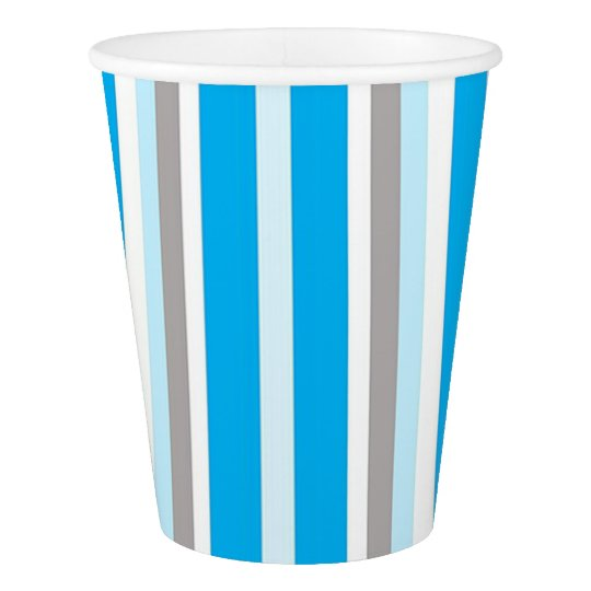 Stripes Paper Cup
