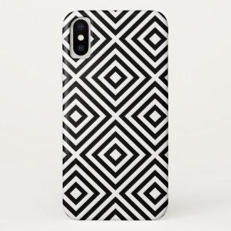 Stripes Pattern iPhone X Case