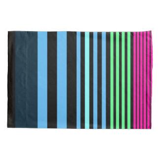 stripes pillowcase