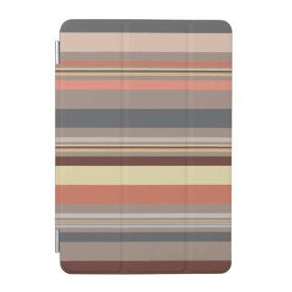 Stripes - Retro Tones iPad Mini Cover
