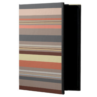 Stripes - Retro Tones Powis iPad Air 2 Case