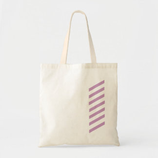 Stripes Tote farrowed