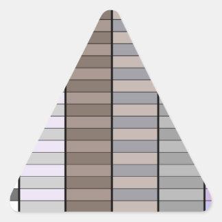 stripesa.jpg triangle sticker
