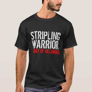 STRIPLING WARRIOR ARMY OF HELAMAN LDS MORMON GIFT T-Shirt
