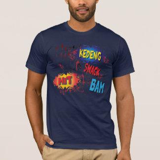 Stripping fighting krav maga t-shirt
