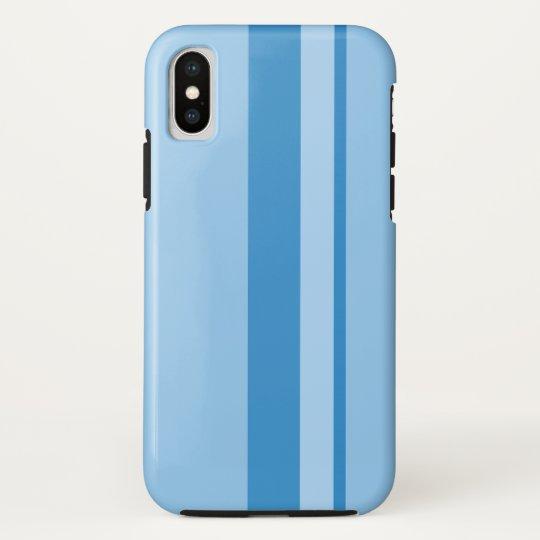 Strips - blue. HTC vivid covers
