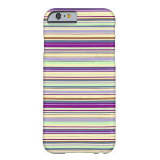 Stripy Barely There iPhone 6 Case