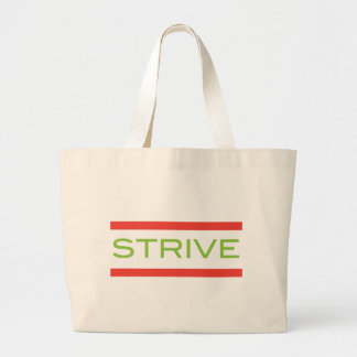 Strive - Inspiration Workout And Fitness Tote Bag