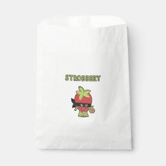 Strobbery Favour Bag