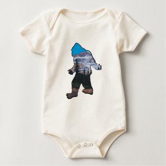 STROLL IN MOUNTAINS BABY BODYSUIT