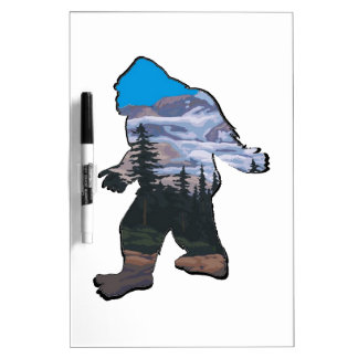 STROLL IN MOUNTAINS DRY ERASE BOARD