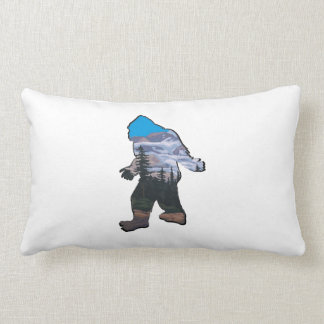 STROLL IN MOUNTAINS LUMBAR PILLOW
