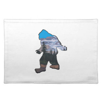 STROLL IN MOUNTAINS PLACEMAT