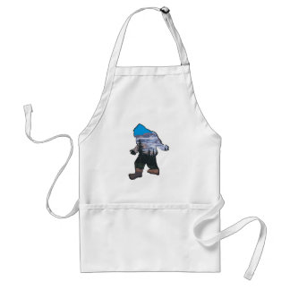 STROLL IN MOUNTAINS STANDARD APRON