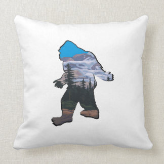 STROLL IN MOUNTAINS THROW PILLOW