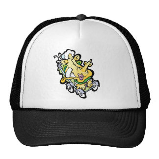 Stroller Face Trucker Hat