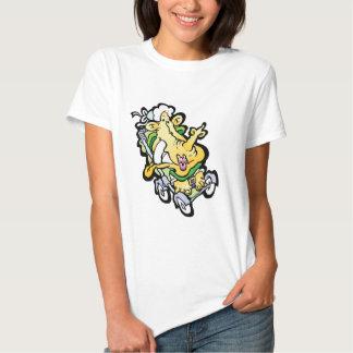 Stroller Face T-shirts