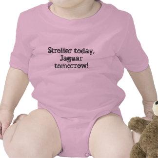 Stroller today Jaguar tomorrow Baby Bodysuit