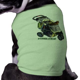 Strollercat Pet Shirt