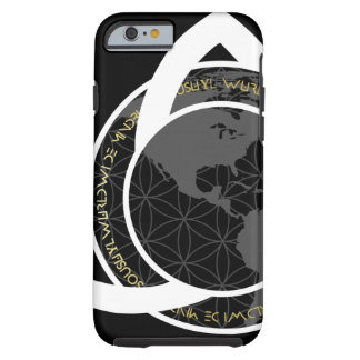 Strong Ancient Mind Body Soul iPhone Cover