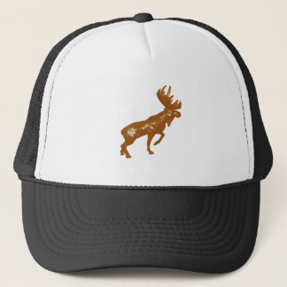 STRONG AS STANDING TRUCKER HAT