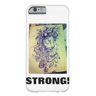 STRONG! BARELY THERE iPhone 6 CASE