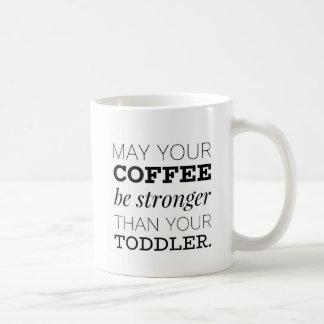 Strong Coffee Needed Coffee Mug