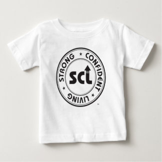 Strong Confident Living Baby T-Shirt