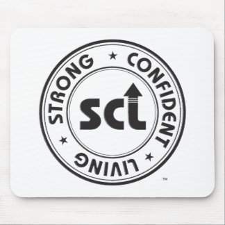 Strong Confident Living Mouse Pad