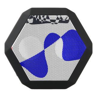 Strong Contrast Black Bluetooth Speaker