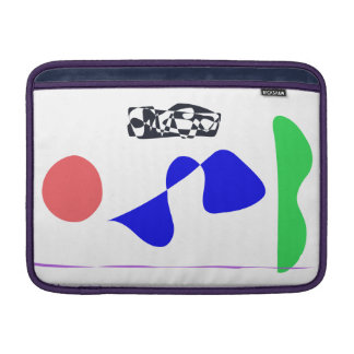 Strong Contrast Sleeve For MacBook Air