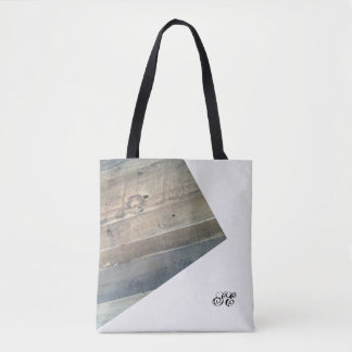 Strong & Courageous Tote Bag