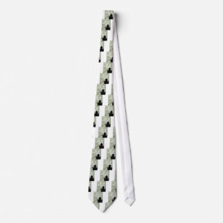 Strong Enough To Live This Life Tie
