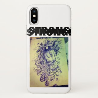 STRONG! iPhone X CASE