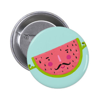 strong melon 2 inch round button