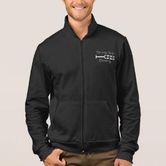 Strong Side Paddle - Fleece Zip-Up Jacket