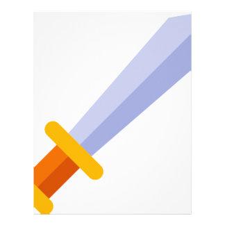Strong Sword Letterhead