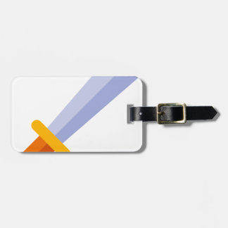 Strong Sword Luggage Tag