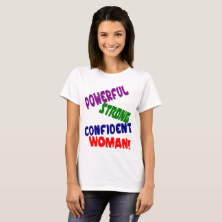 Strong Woman T-Shirt