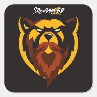 Strongarm Zed Twitch Sticker
