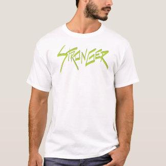 Stronger Male Tshirt White