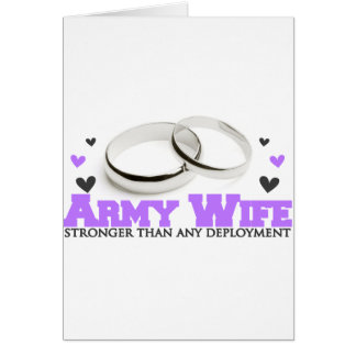Stronger than Deployment Card