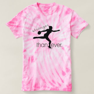 Stronger Than Ever Discus Throw Shirt