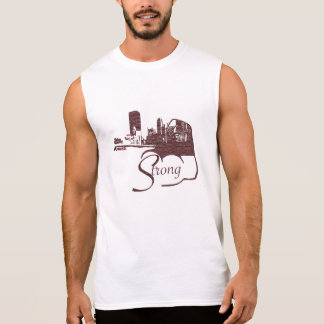 Stronger Than Steel Sleeveless Shirt