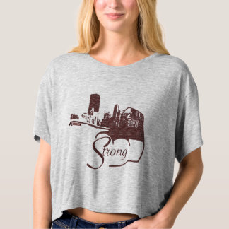 Stronger Than Steel T-shirt