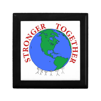 strongerTogether Keepsake Boxes