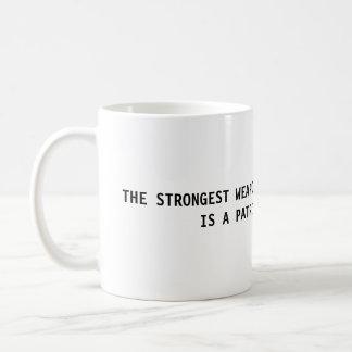 Strongest Weapon Mug