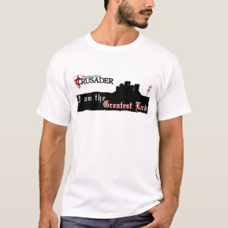Stronghold Crusader - Greatest Lord - White T-Shirt