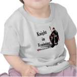 Stronghold Crusader - Knight in Training - Baby Tshirts